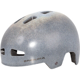Endura PissPot Casco, reflective grey